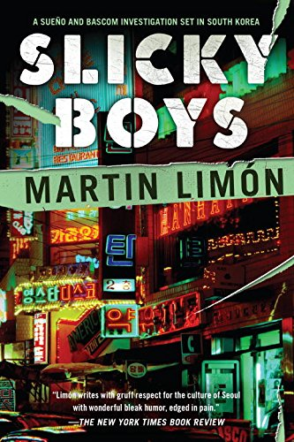 Slicky Boys (Sergeants Sueño and Bascom #2)
