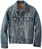 Levi's Big Boys' Classic Jacket, Atlas, Large