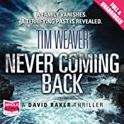 Never Coming Back | Tim Weaver