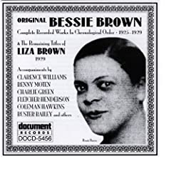 (Original) Bessie Brown (1925-1929) & Liza Brown (1929)