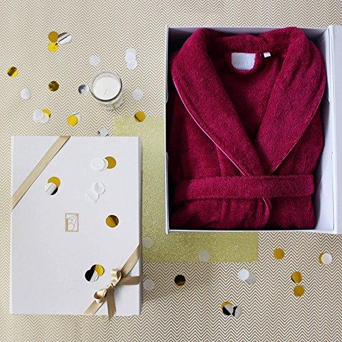 Coffret-cadeau-Femme-Peignoir-femme-uni-Intemporel