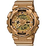 Casio G-Shock GA110GD-9A Classic Series Designer Gold / One Size Men's Watch