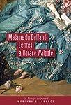Correspondance avec Horace Walpole (1...