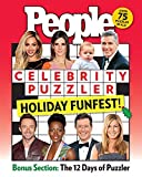 img - for By Editors of People Magazine People Celebrity Puzzler Holiday Funfest! (Csm) [Paperback] book / textbook / text book