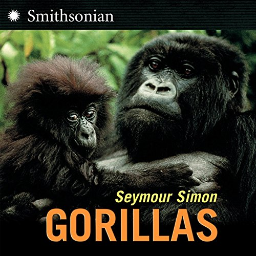 Gorillas - Seymour Simon