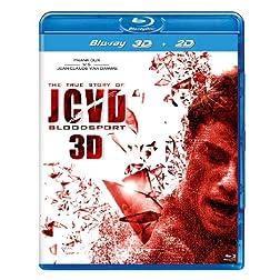 JCVD Bloodsport (Blu-ray 3D + Blu-ray) [Region Free]