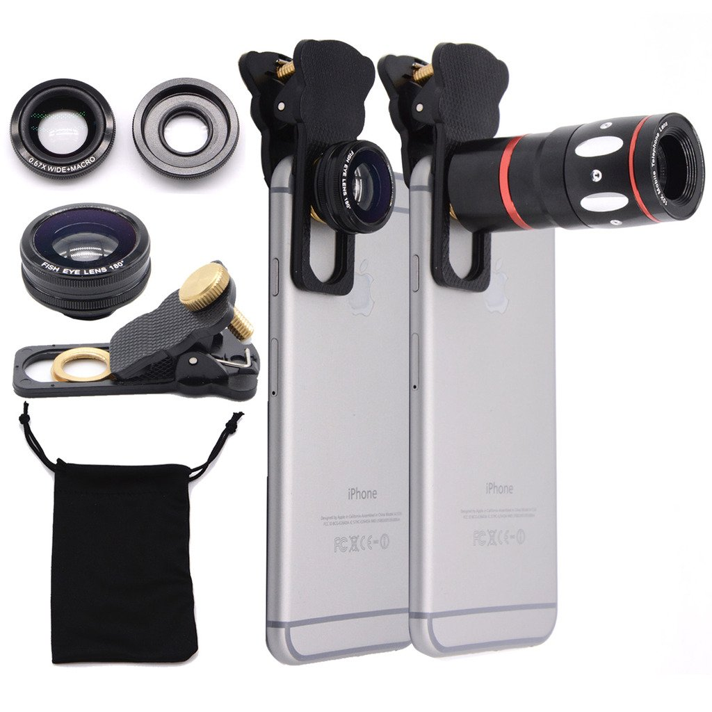 Best Clip-On Lens for iPhone and Android Smartphones 2016-2017 - cover