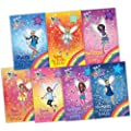 Twilight Fairies Pack, 7 books, RRP �27.93 (Ava The Sunset Fairy; Lexi The Firefly Fairy; Maisie The Moonbeam Fairy; Morgan The Midnight Fairy; Sabrina The Sweet Dreams Fairy; Yasmin The Night Owl Fairy; Zara The Starlight Fairy). (Rainbow Magic)