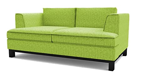 Moreton 3 Sitzer Sofa hellgrun, Couch , Jugendsofa, couchgarnituren, lounge möbel