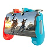 Mobile Game Controllers Colorful AK16 Gamepad Game Joystick Game Trigger PUBG Game Controller  Wireless Remote Controller for IOS Android Phone