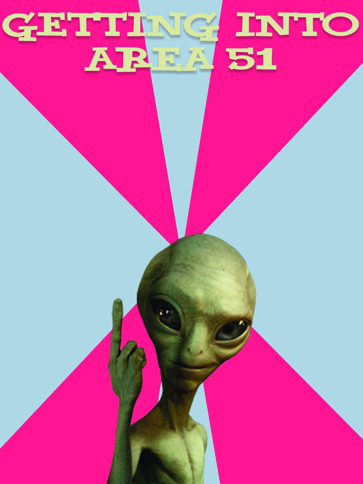 Getting Into Area 51 on Amazon Prime Instant Video UK