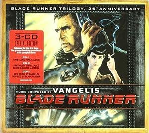 Blade Runner Trilogy: 25th Anniversary [3 CD]