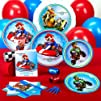 Mario Kart Wii Standard Party Pack for 8 Party Accessory