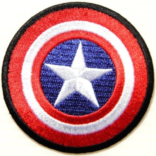 [Captain America Superhero Marvel The Avengers Cartoon Comics Movie Patch Sew Iron on Embroidered Applique Collection DIY By PatchPrimum] (Incredible Hulk Costume Diy)