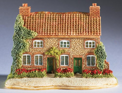 Lilliput Lane Poppy Terrace (L3680)