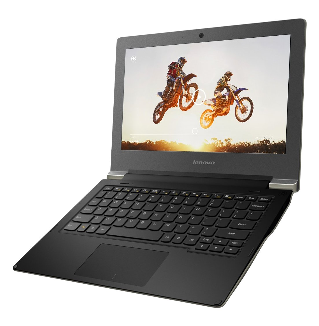 Lenovo S21e 80M4002DUS 11.6-Inches Laptop (Intel Celeron N2840 2.1 GHz Processor, 2 GB DDR3 RAM, 32 GB SSD, Windows 8.1 Operating System)