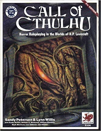 Call Of Cthulhu: Horror Roleplaying In the Worlds Of H.P. Lovecraft (5th Edition - Chaosium #2336)