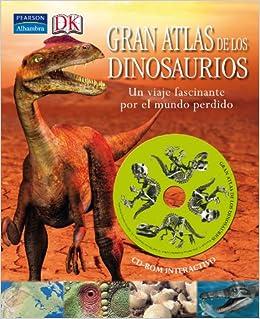 Gran Atlas de los dinosaurios (Spanish) Perfect Paperback – February
