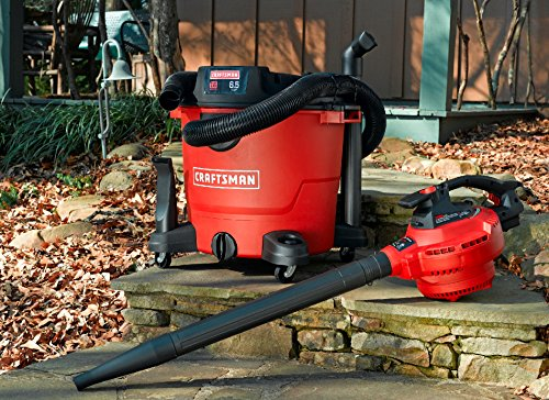 Craftsman 16-gal 6.5-peak hp Wet/Dry Vac with Blower (Wet Vac Blower compare prices)