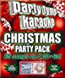 Party Tyme Karaoke - Christmas Party Pack (65-Song Party Pack) [4 CD]