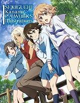 関口可奈味×P.A.WORKS画集が29日発売。4作品コラボ表紙絵が公開