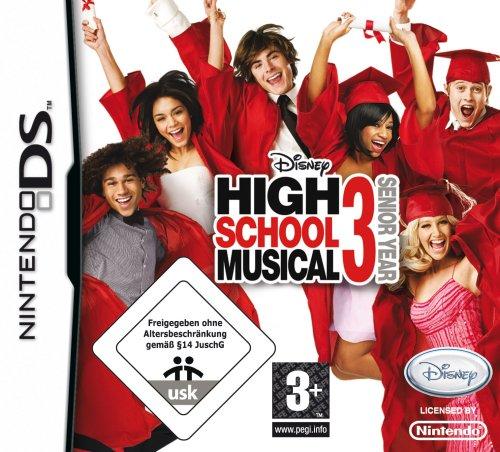 High School Musical 3 - Senior Year Dance! - [Nintendo DS], Nintendo DS