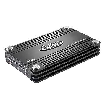 Lanzar DCT425 Amplificateur à FET avec 4 canaux Classe AB 4000 W Noir