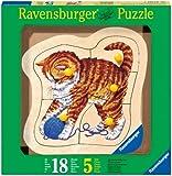 Ravensburger - 03661 5 - Gattini Giocherelloni