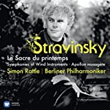 Stravinsky: The Rite of Spring / Apollon Musag�te / Symphonies of Wind Instruments