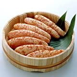 【博多ふくいち】【旅サラダ】【ヒルナンデス】炙り辛子明太子木桶入り(450g)