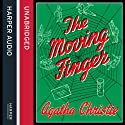 The Moving Finger Hörbuch von Agatha Christie Gesprochen von: Richard E Grant