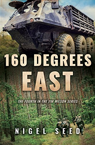 160-degrees-east-jim-wilson-english-edition