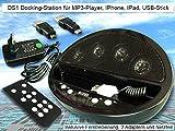 Docking-Station MP3-Player iPhone/iPod/iPad Lautsprecherdock...