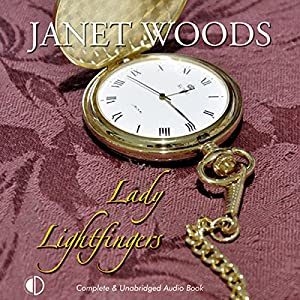 Lady Lightfingers Audiobook