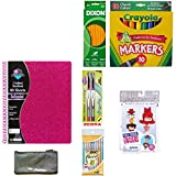 School Supplies for Middle School (36 Count)