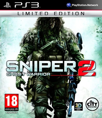 gadget geek - sniper ghost warrior edition limitee