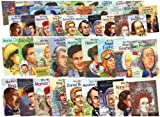 Who Was, Who Is, What Was The Complete Series Collection Set [Queen Elizabeth, Disney, Monet, Picasso, Obama, Steve Jobs, Dr. Seuss, Gettysburg, Rowling, Boston Tea Party, Mandela, Anne Frank, Roosevelt, Martin Luther King Jr., Washington]