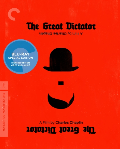 Cover art for  The Great Dictator (The Criterion Collection) [Blu-ray]