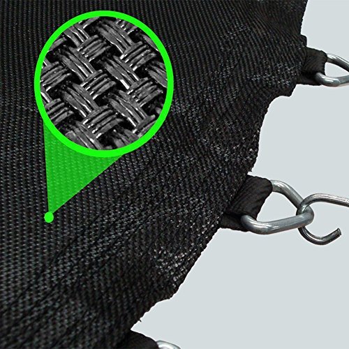 Zupapa-Jumping-Mat-Replacement-for-15-Ft-Round-Trampoline-Frame-UV-Protection-and-8-Stitch-Lines-More-Durable-108-V-Rings-for-7-Inch-Springs