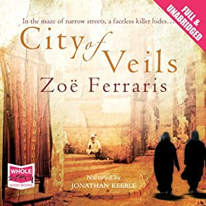 City of Veils Audiobook