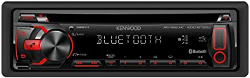Kenwood Electronics KDC-BT33U Autoradio CD/DVD Noir (Import Allemagne)