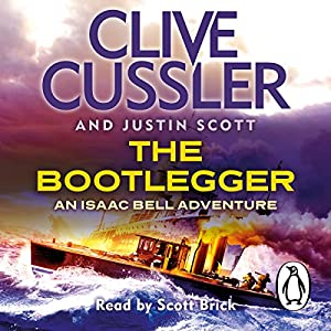 The Bootlegger Audiobook
