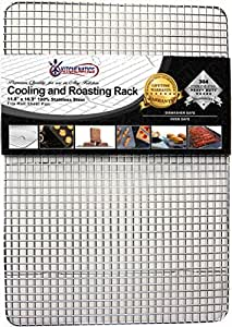 Amazon Com Kitchenatics 100 Stainless Steel Cooling And