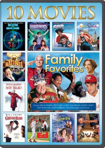 Family Favorites: 10