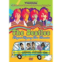 The Beatles Polska: Nowa płyta DVD: The Beatles - Magical Mystery Tour Memories