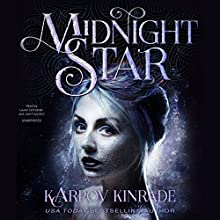 Midnight Star: The Vampire Girl Series, Book 2 Audiobook by Karpov Kinrade Narrated by Laurel Schroeder, Joel Froomkin