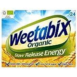 Weetabix Organic Wholegrain 24pk 350g