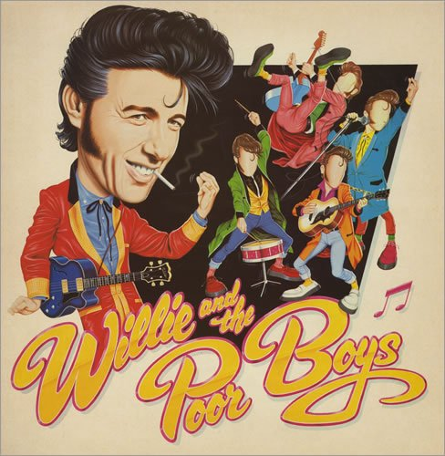 Same (1985) by Willie And The Poor Boys, Bill Wyman and Charlie Watts