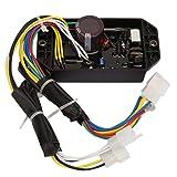 KI-DAVR 50S3 Voltage Regulator Controller Generator Parts 5KW Three-Phase Generator Circuit Protection PID Regulation