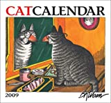 CatCalendar 2009 Wall Calendar (0764943782) by B. Kliban